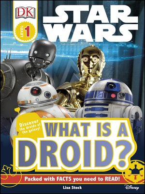 cover image of Star Wars What is a Droid?